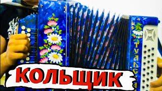 КОЛЬЩИК на ГАРМОНИ песня Михаила КРУГА кавер БЛАТНЯК на ГАРМОШКЕ