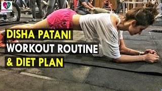 Disha Patani Workout Routine & Diet Plan || Health Sutra - Best Health Tips
