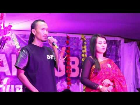 Sorry Senjam And Chitra live (Khupfet kafet Nganba Nungi)