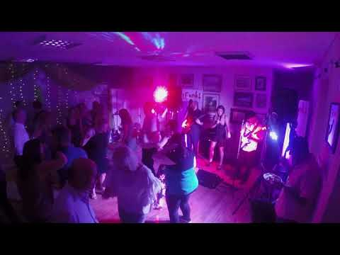 LeFunk! Trio With Jade, Hayfield Village Hall, Birthday Party May 2019 Www.lefunk.co.uk