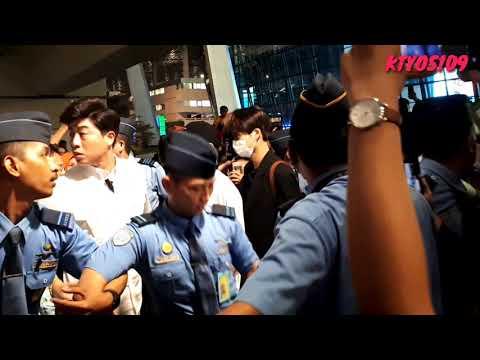 250519 EXO Kim Brothers At Soekarno Hatta Airport