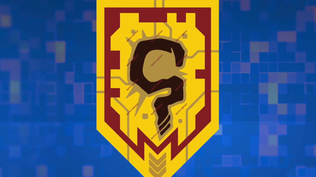 Crossbow Merlok Nexo Knights Shield