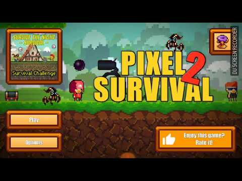 pixel survival 2 crafting guide