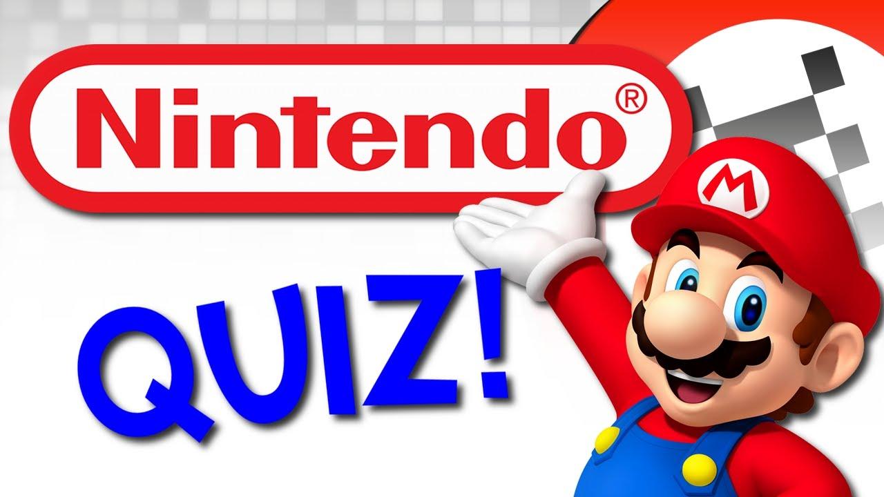 Nintendo Quiz Teste In 10 Fragen Dein Wissen Youtube