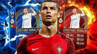 RONALDO 99 vs. RONALDO 99 FIFA 18 / DEV