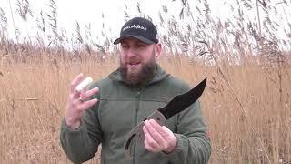 Нож ESPADA EXTRA LARGE Cold Steel. Умный монстр.