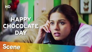 'Shahid Kapoor' childhood crush of Amirta Rao | Romantic Scene | Ishq Vishk - Valentine Day Special