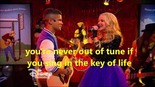 Dove Cameron The Dream Key Of Life - From Liv and Maddie - Lyrics.mp3