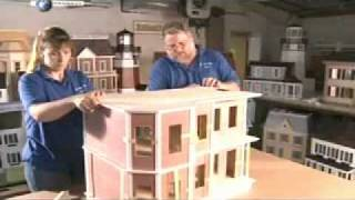 Making a dolls house like the pro's.avi