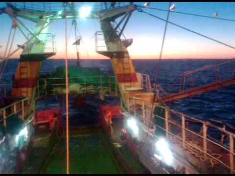 los barcos de puerto deseado