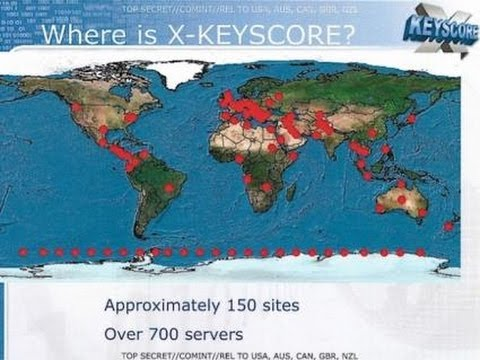 XKeyscore- A New Level of Invasive NSA Data Spying