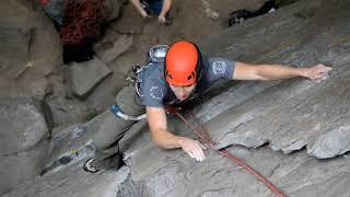 Portland Rock Climbing with Zach Veach and Dalton Kellett