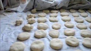 Кулинарный ВЛОГ   печем баурсаки