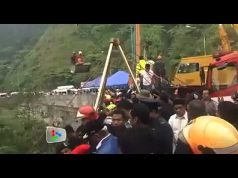 Genting Bus Crash News in Hong Kong