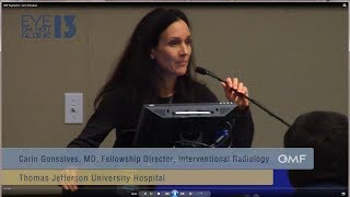 EANA Patient Retreat 2013 - Dr. Carin Gonsalves - Liver-directed treatment for uveal melanoma