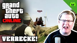 GTA ONLINE # 47 - Verrecke! «» Let's Play Grand Theft Auto Online | HD