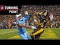 Antonio Brown's Helmet Catch Caps off his 3 TD Game! (Week 11) | NFL Turning Point