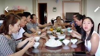 Vlog 859 ll Cùng BÀ NỘI và Chú Bình Từ Mỹ Về Ăn Bữa Cơm Sum Vầy Ở Việt Nam