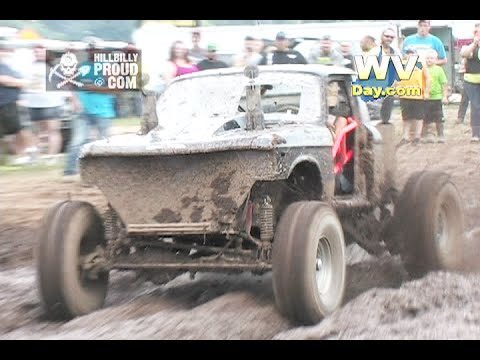 Ladies Mud Bog Awesome Acres Carroll OH July 27 2014