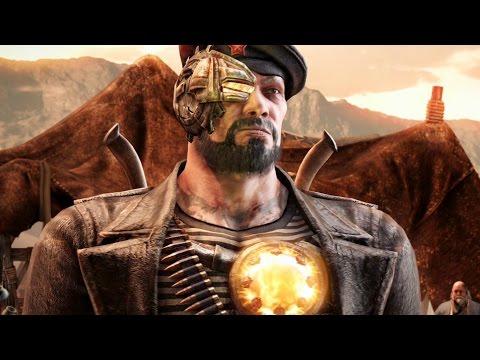 Mortal Kombat X - Kano Revolution Ladder Walkthrough and Ending