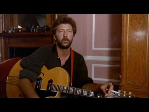 Eric Clapton talks about Chuck Berry