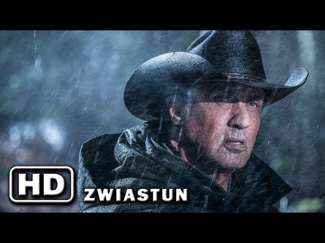 Rambo: Ostatnia krew - zwiastun PL (premiera: 20 września 2019)