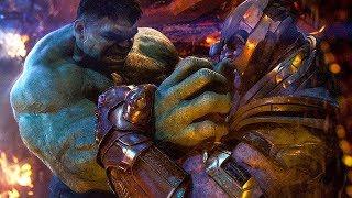 Единственная причина, почему Танос победил Халка
