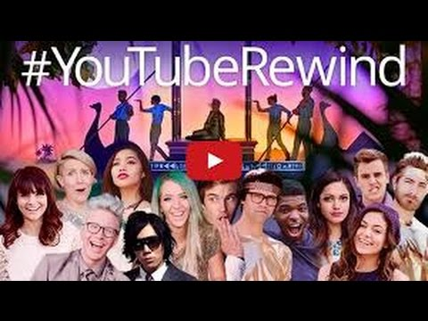 YouTube Rewind: Turn Down for 2014 | 1 hour !