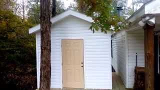10x10 Gable Shed - Shed Plans - Stout Sheds Llc