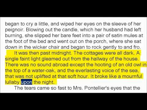 The Awakening & Other Short Stories by Kate Chopin (Book Reading, British English Female Voice)