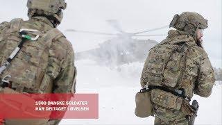 Danske helikoptere til NATO-øvelse i Norge
