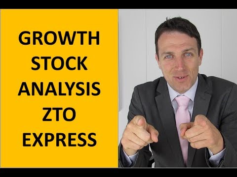 Chinese stocks analysis #1 ZTO Express - Fairly priced growth stock