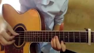 Alan Walker - Alone (Fingerstyle Guitar Cover) Full Tabs ( Việt Nam, Hướng dẫn)