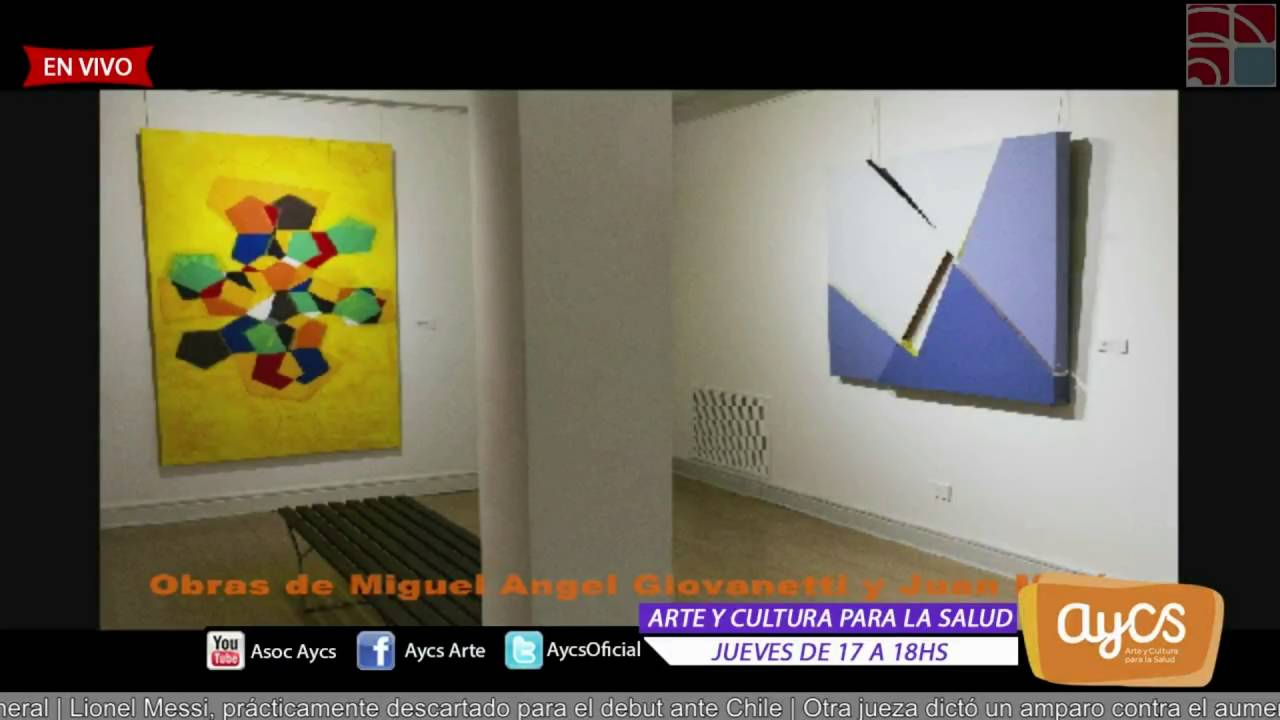 AyCS -  Miguel Angel Giovanetti (1/2) - 16.06.16