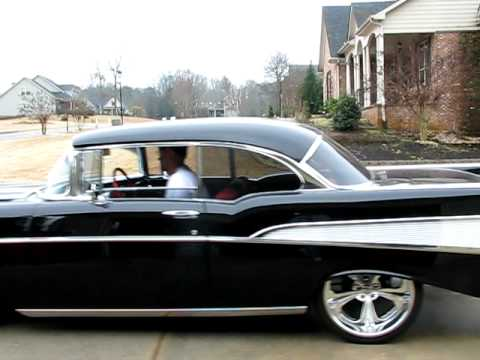 632 big block 1957 chevy