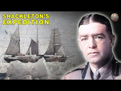 The Epic Journey of Shackleton and His Antarctic Trek