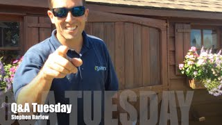Q&A Tuesday [Episode 020] Late Season Care Tips for Azalea Trees, Persian Shield and Irises