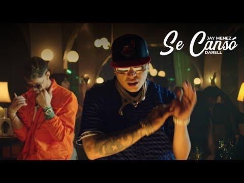 Смотреть клип Jay Menez, Darell, Kingz Daddy - Se Cansó