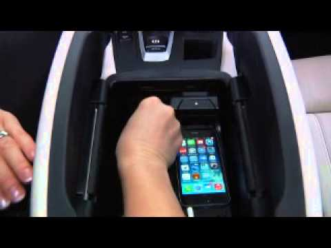 BMW how to Connect External Audio Devices