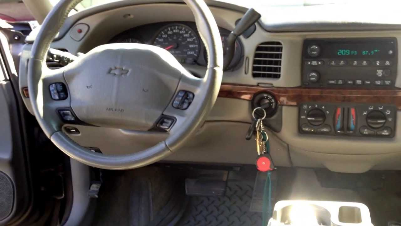 Impala 2003 chevy impala reviews : 2003 chevy impala base for sale! - YouTube