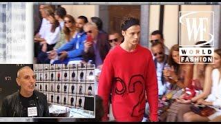 N21 Spring-Summer 2016 Milan Mens Fashion Week