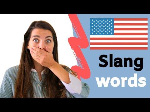 American Slang Words 2019