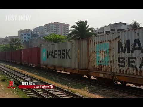 Biggest Freight Train | Dhaka to Chittagong | BD