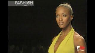 ISAAC MIZRAHI Fall Winter 1996 1997 New York - Fashion Channel