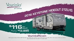 Veurinks' RV Center Your Local Move Up Dealer   #RVMoveUp