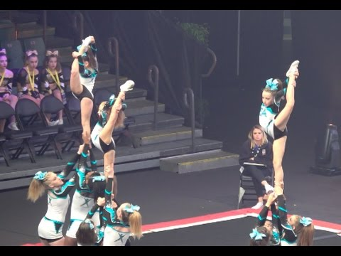 Cheer Extreme Richmond Golden Girls Summit 2017