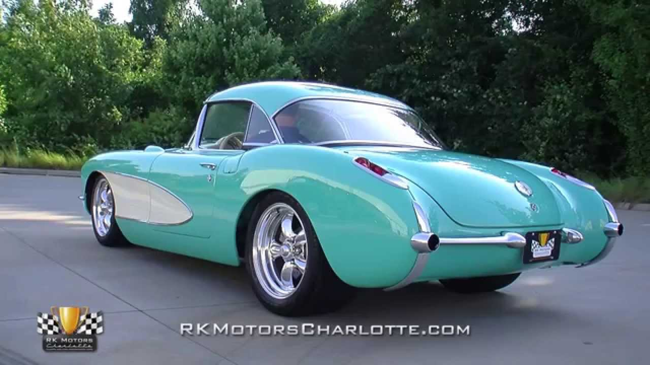 56 chevy corvette