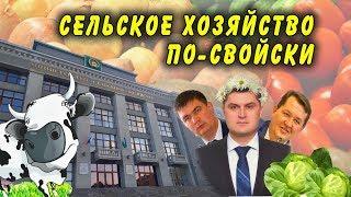 'Минсельхоз РБ: сельское хозяйство по-свойски'. Специальный репортаж. 'Открытая Политика'.