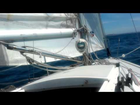 Sailing Santa Monica Bay