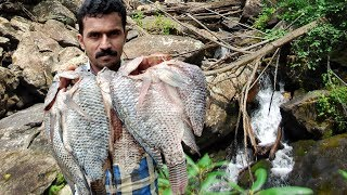 #FULL FISH FRY MAKING  DELICIOUS FISH RECIPES My village food gallery